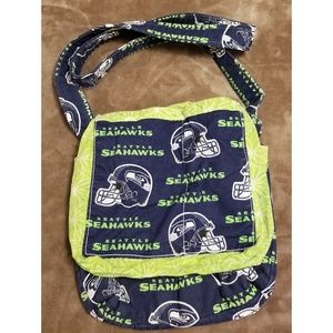 Handbags - SEAHAWKS SHOULDER BAG